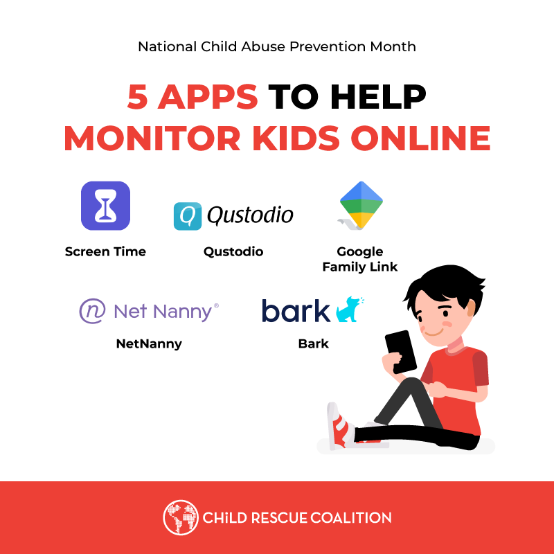 Do parents really need to monitor their children's devices with an app? YES. Here'are five online safety apps to consider.