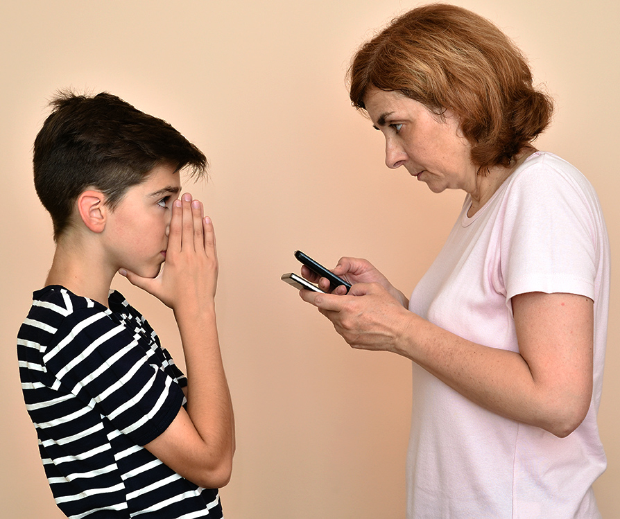 Why all parents need to monitor their kids' devices frequently to stay safe online